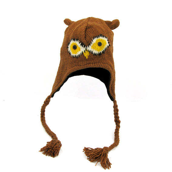 Elegant Knitted Baby Owl Hat Knitted Owl Hat Of Amazing 40 Photos Knitted Owl Hat