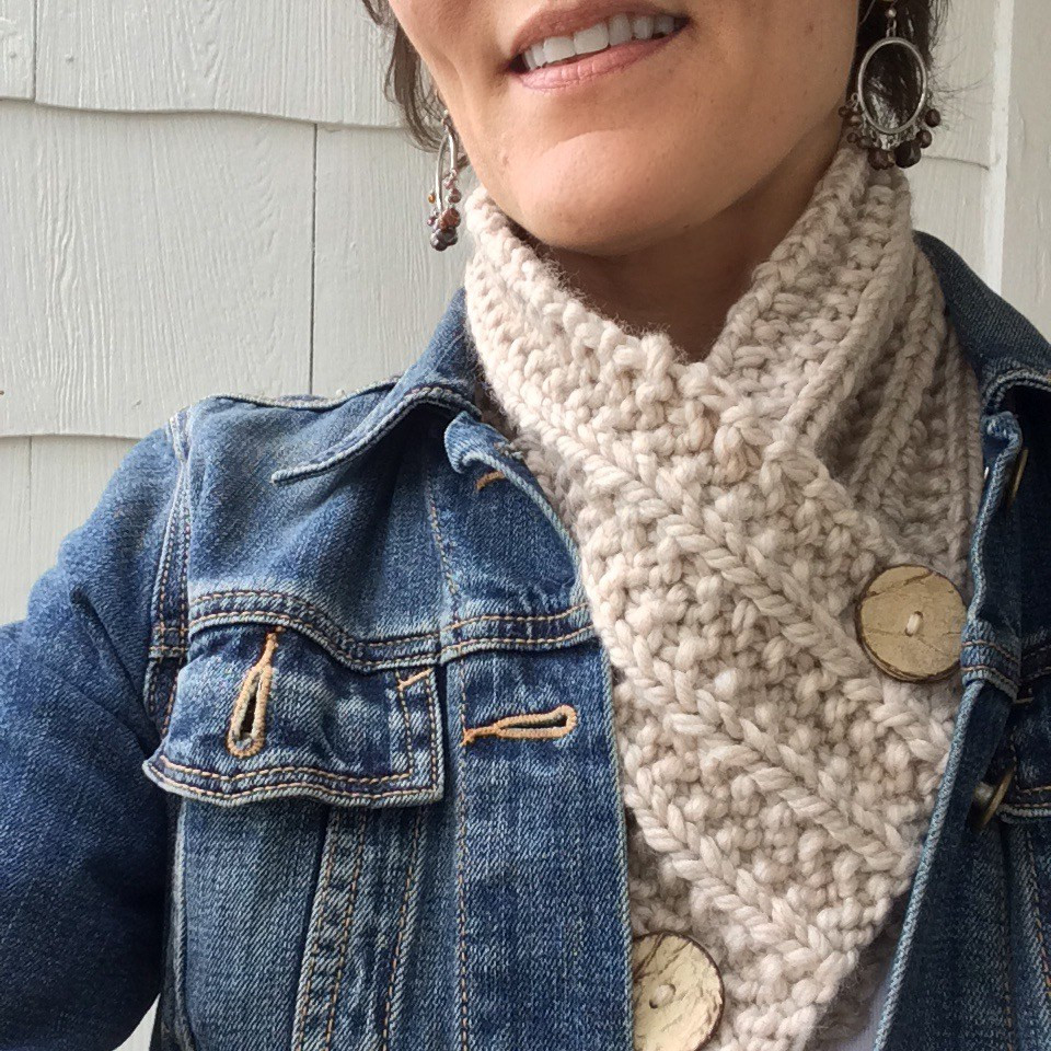 Knitted Neck Warmer – marni made it