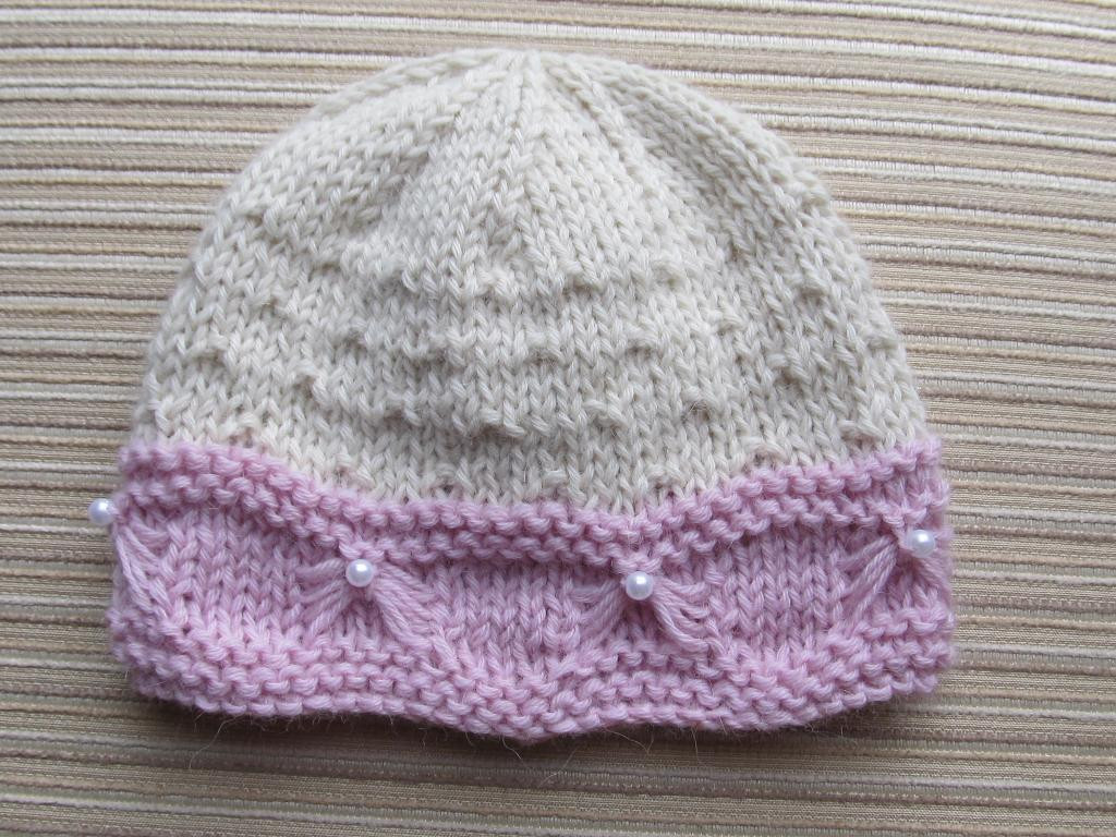 Elegant Knitting Hats – Tag Hats Knitted Baby Beanies Of Charming 44 Models Knitted Baby Beanies