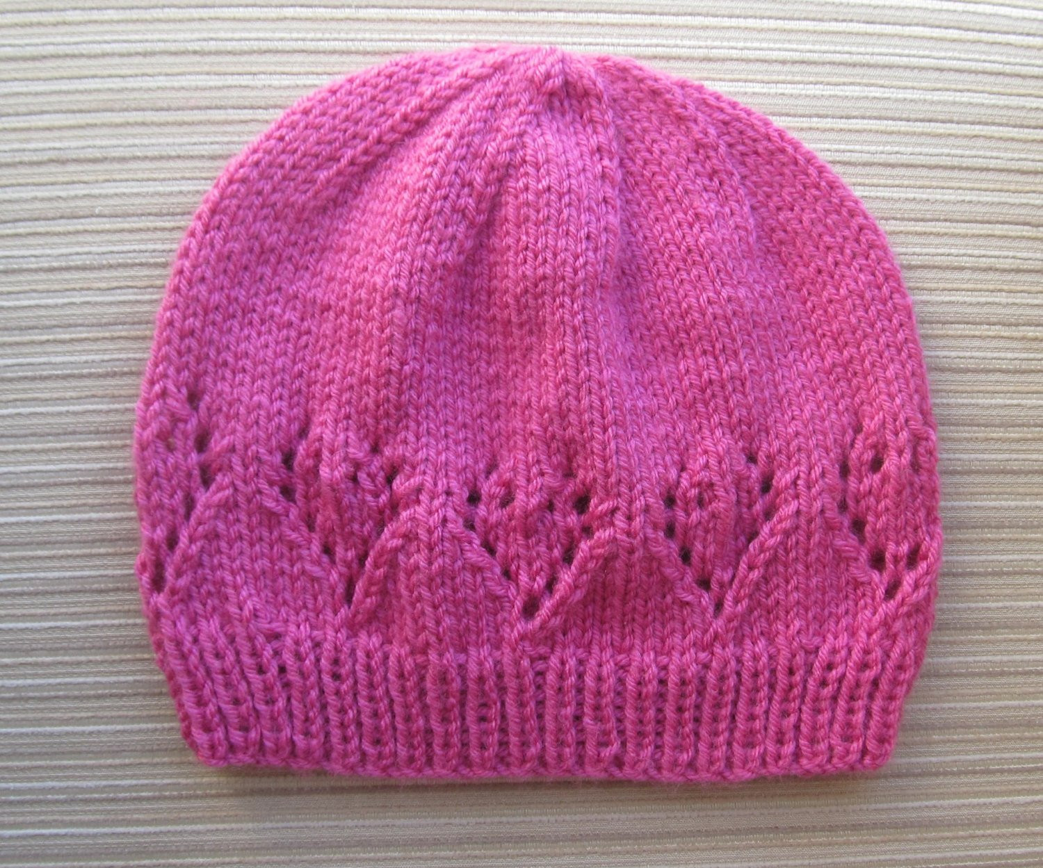 Elegant Knitting Pattern 144 Hat with Lacy Hearts In Size Adult Adult Hat Knitting Pattern Of Awesome 47 Images Adult Hat Knitting Pattern