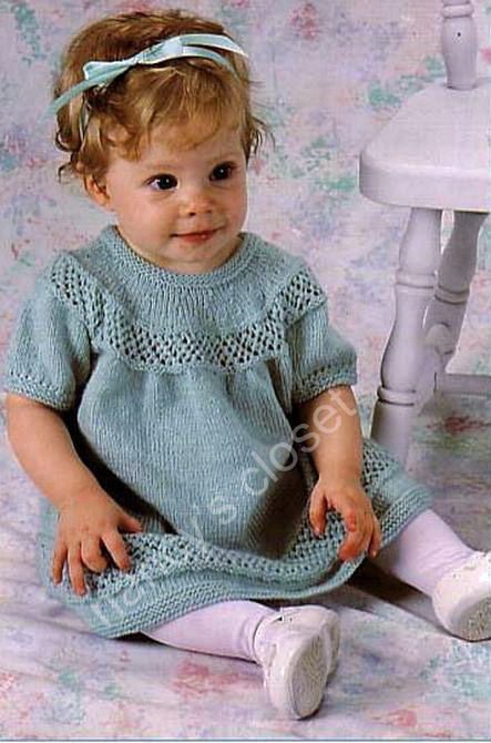Elegant Knitting Pattern Baby Girl S Lacy Dress Baby Girl Knitted Dress Of Incredible 47 Photos Baby Girl Knitted Dress