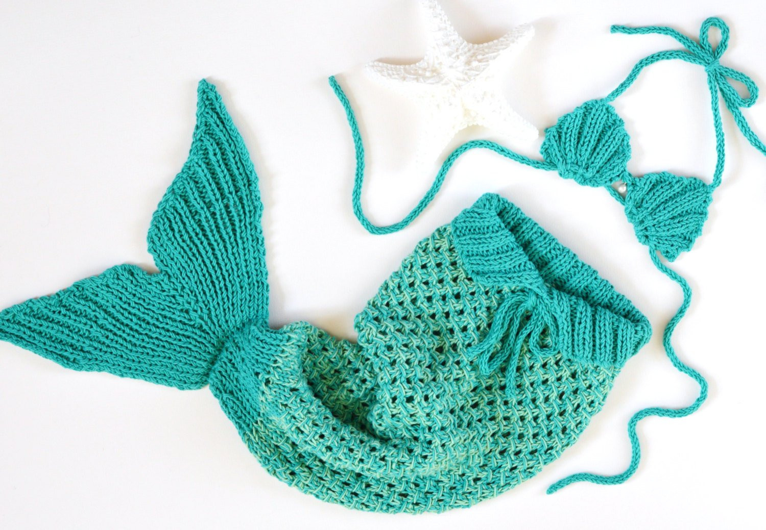 Elegant Knitting Pattern Baby Mermaid Tail Blanket 5 Sizes Newborn 1 Knitted Mermaid Tail Of Perfect 38 Ideas Knitted Mermaid Tail