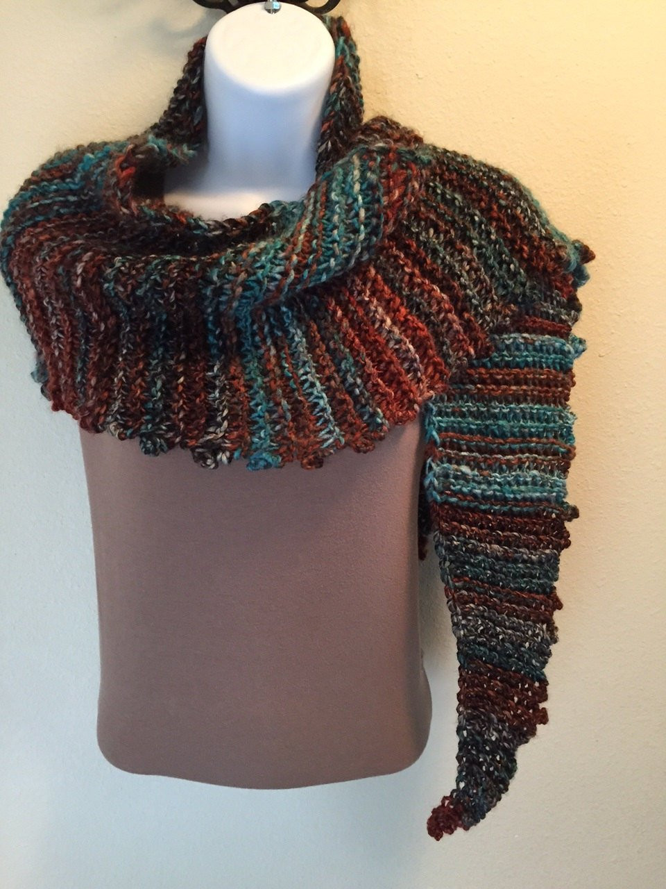 Elegant Knotty Scarf A Loom Knit Pattern Scarf Loom Of Top 41 Pictures Scarf Loom