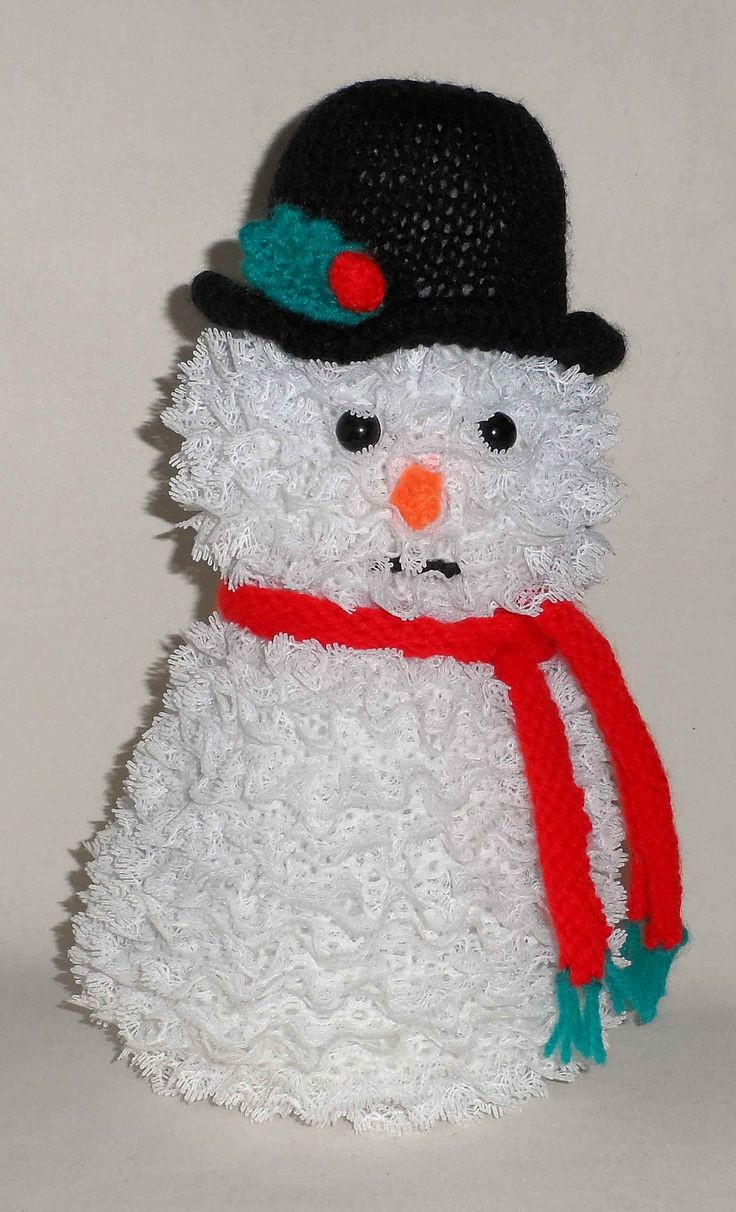 Elegant Lainesworld Christmas Craft Project Knitted Snowman Snowman Knitting Pattern Of Attractive 40 Images Snowman Knitting Pattern