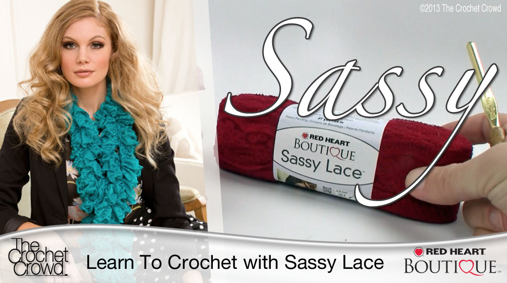 Elegant Learn How to Crochet with Red Heart Sassy Lace Mikey Crochet Crowd Of Top 41 Pics Mikey Crochet Crowd