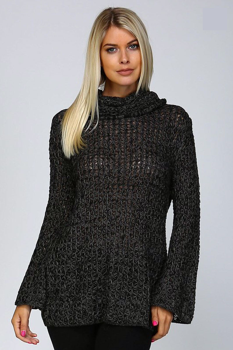 Elegant Loose Knit Cowl Neck Sweater California Blossom Cowl Neck Knit Sweater Of Top 42 Pictures Cowl Neck Knit Sweater