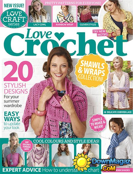 Elegant Love Crochet August 2016 Download Pdf Magazines Love Crochet Magazine Of Wonderful 48 Pictures Love Crochet Magazine