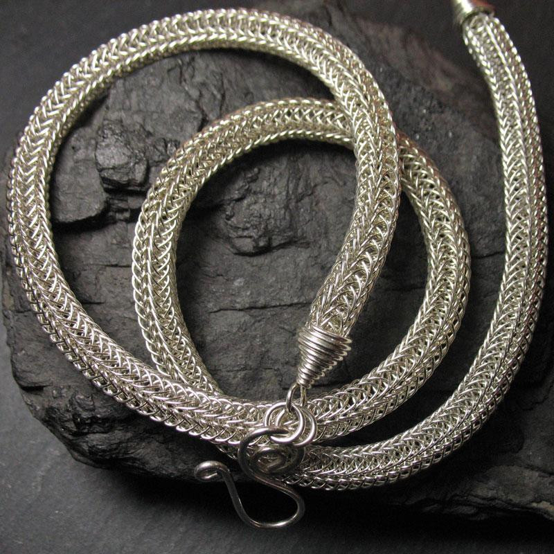 Elegant Magical Beadstalk the Artful Jeweler Viking Wire Weaving Of Gorgeous 43 Images Viking Wire Weaving