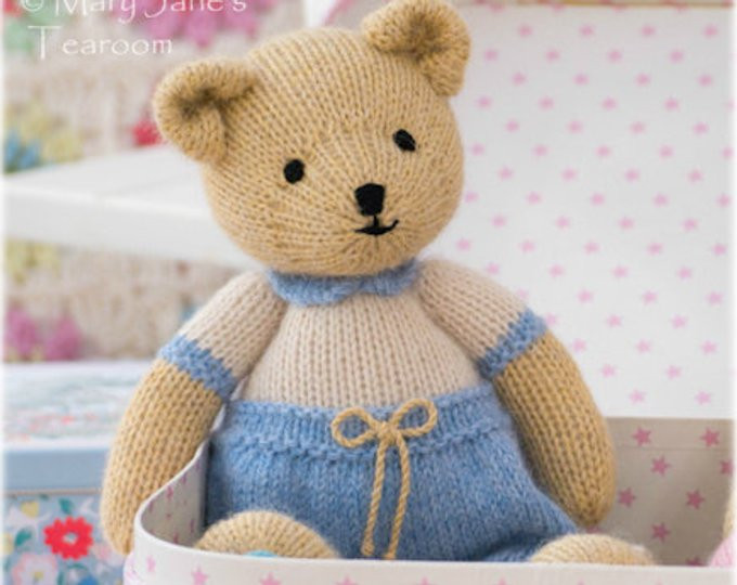 Elegant Mary Jane S Tearoom Shop Knitted Bear Pattern Of Brilliant 42 Photos Knitted Bear Pattern
