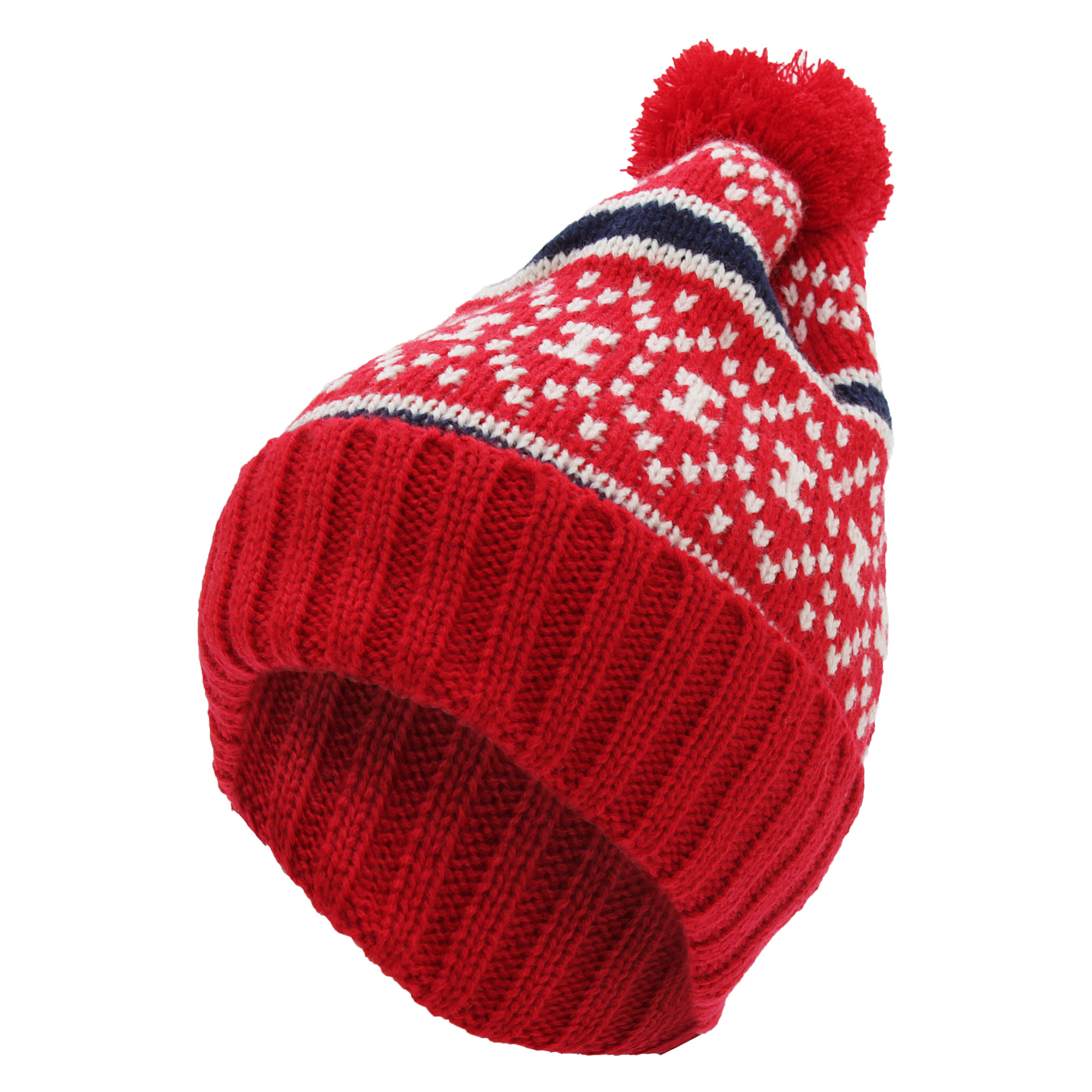 Elegant Mens Chunky Knit Christmas Winter Bobble Beanie Hat Two Winter Knit Hats Of Charming 40 Photos Winter Knit Hats
