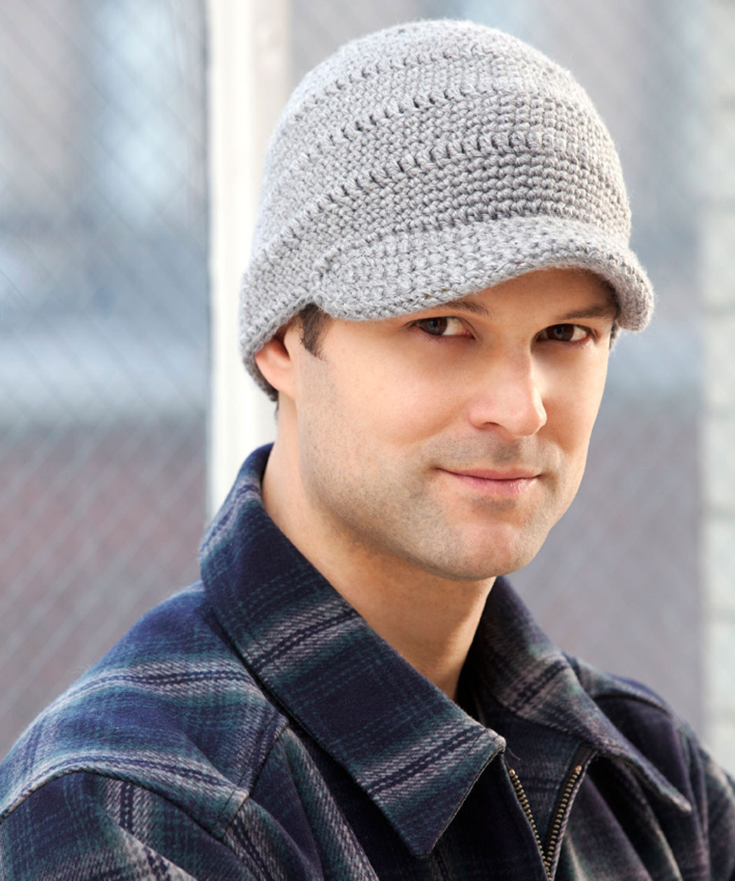 Elegant Men's Knit Hat Pattern Crochet Hat with Brim Pattern Of Contemporary 46 Photos Crochet Hat with Brim Pattern