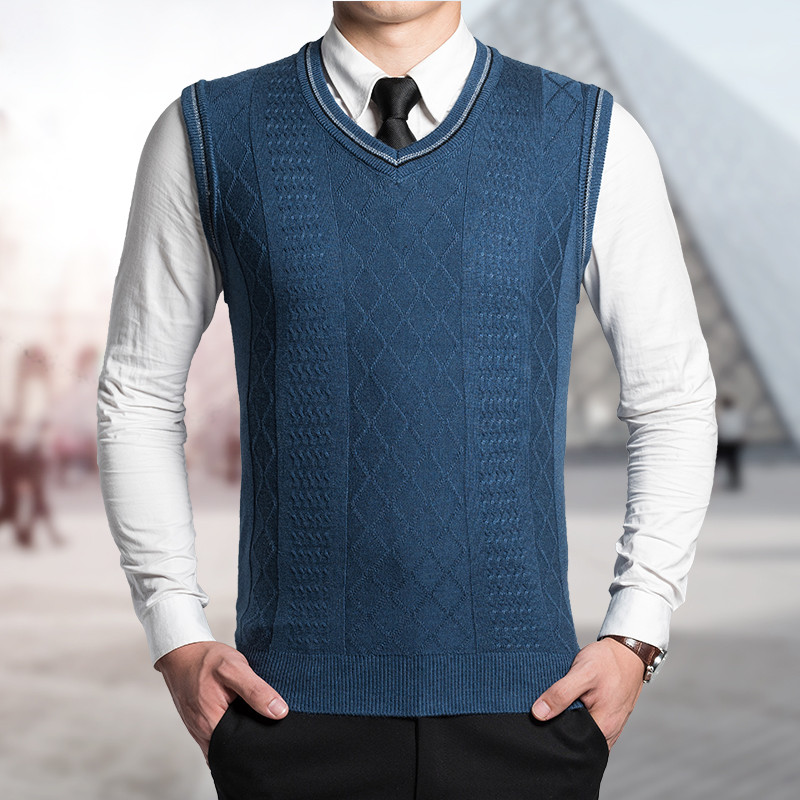 Elegant Mens Sleeveless Jumper Knitting Pattern Sweater Vest Knitted Vest Of Great 48 Pics Knitted Vest