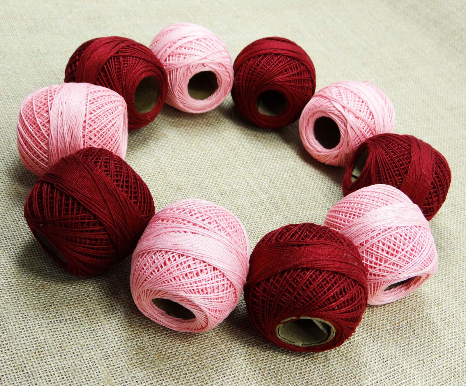 Elegant Mercerized Pink Cotton Crochet Yarn Embroidery Skeins Crochet Cotton Thread Of New 50 Pics Crochet Cotton Thread