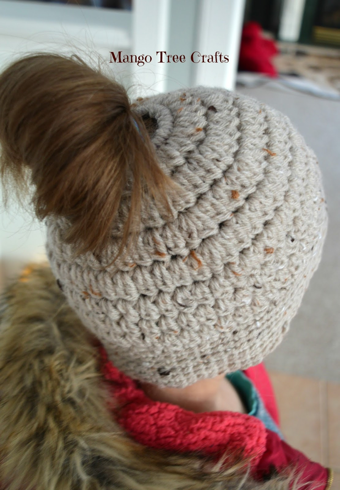 Elegant Messy Bun Hat Free Crochet Pattern Size Preteen Free Crochet Pattern for Messy Bun Hat Of Beautiful 47 Ideas Free Crochet Pattern for Messy Bun Hat