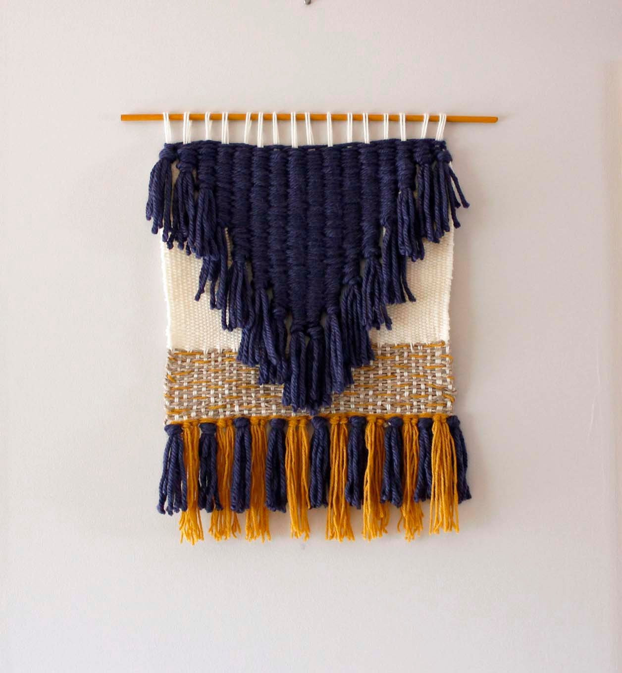 Elegant Modern Woven Wall Hanging Weaving Woven Wall Art Yarn Hemp Weaving Wall Hanging Of Brilliant 43 Models Weaving Wall Hanging