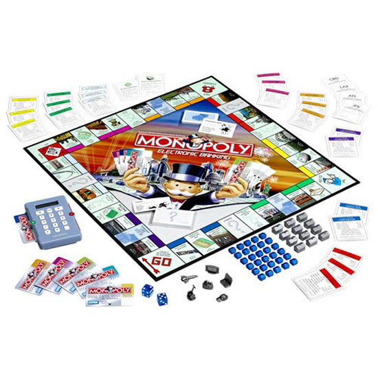Elegant Monopoly Electronic Banking Edition the Green Head Cool Monopoly Games Of Charming 45 Images Cool Monopoly Games