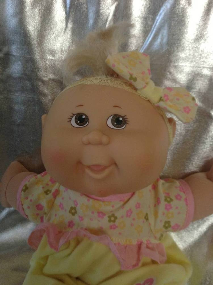 Elegant Mordern Cabbage Patch Kid Baby Girl Newborn Pa 11n Brown Newborn Cabbage Patch Doll Of Brilliant 49 Pictures Newborn Cabbage Patch Doll