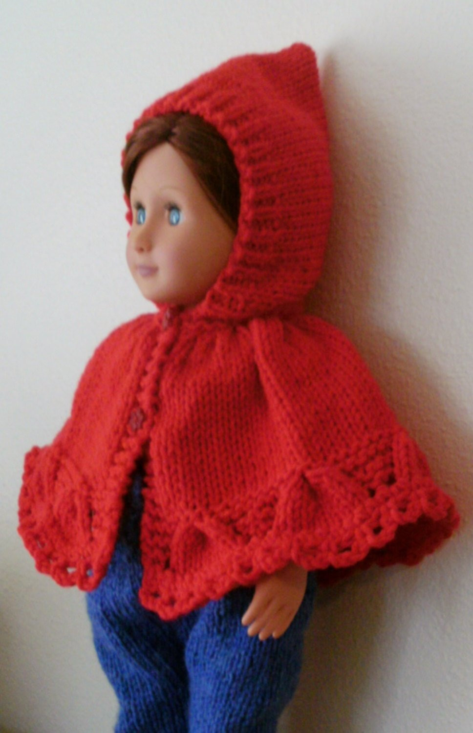 Elegant New Knitting Pattern Little Red Riding Hood for Preemie Red Riding Hood Cape Pattern Of Charming 43 Pictures Red Riding Hood Cape Pattern