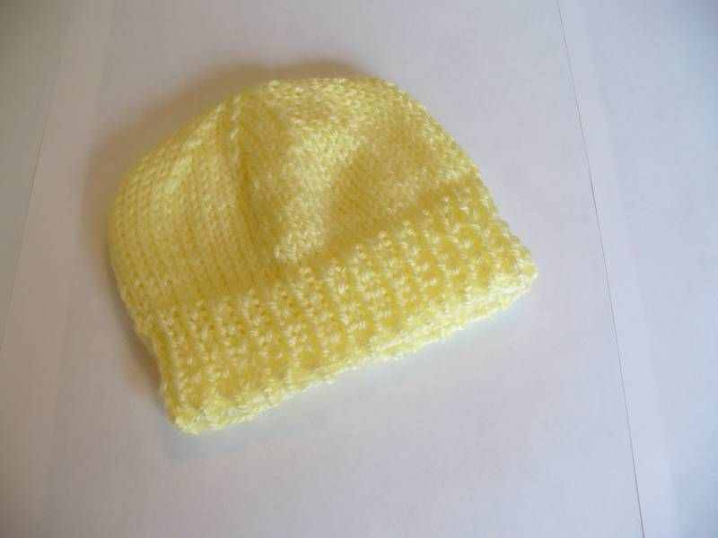 Elegant Newborn Baby Hat to Knit Free Knitting Pattern Knitted Baby Beanies Of Charming 44 Models Knitted Baby Beanies