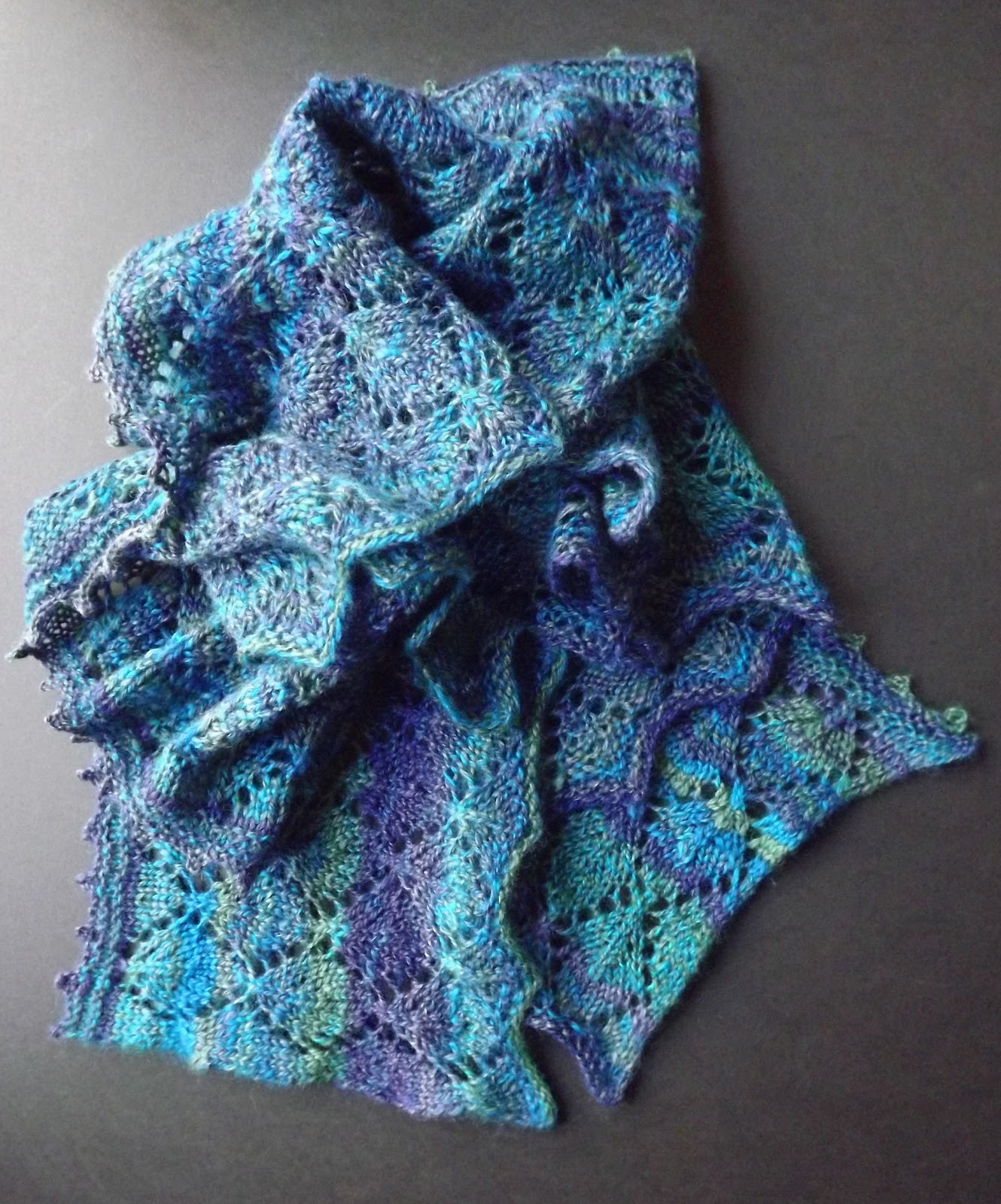 Elegant Olives and Mermaids and Wine Oh My Lace Knit Lacy Scarf Knitting Pattern Of Superb 46 Models Lacy Scarf Knitting Pattern