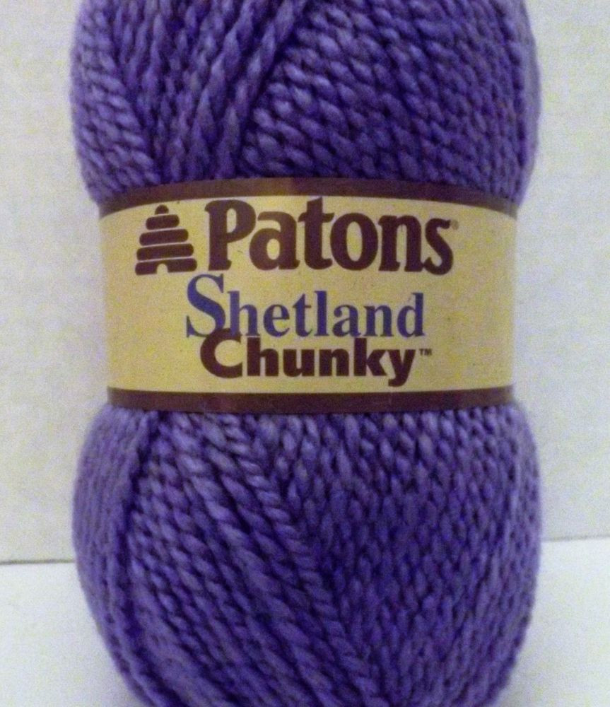 Elegant Patons Shetland Chunky Yarn Wool Blend Lavender 5 Patons Wool Of Lovely 40 Images Patons Wool