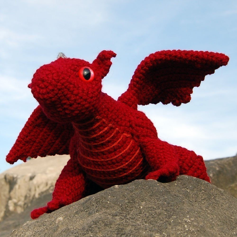 Elegant Pattern Baby Dragon Amigurumi Pdf Crochet Dragon Pattern Of Brilliant 50 Pictures Crochet Dragon Pattern