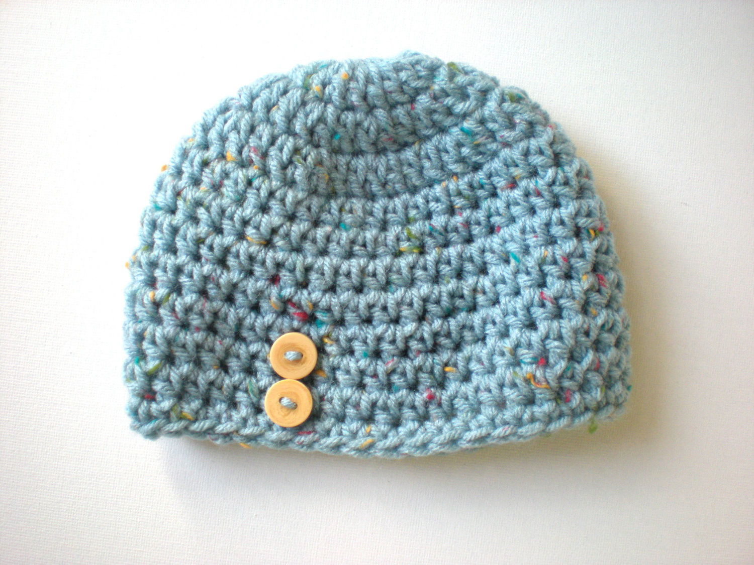 PATTERN Basic Beanie easy crochet PDF InStAnT DoWnLoAd