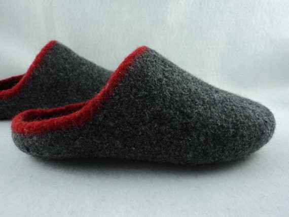 Elegant Pdf Mens Scuff Slippers Felted Wool Knitting Pattern Mens Knitted Slippers Of Incredible 44 Pictures Mens Knitted Slippers
