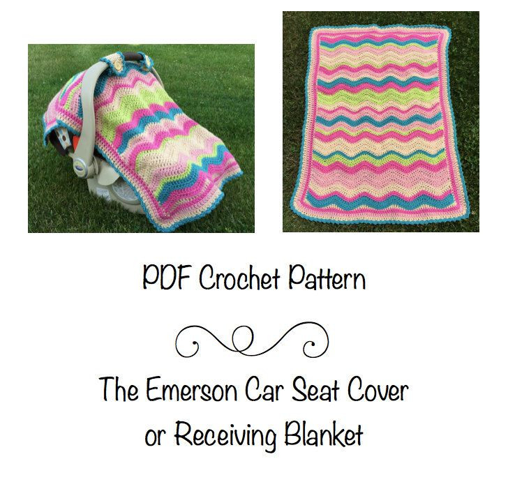 Elegant Pdf Pattern Emerson Car Seat Cover or Baby Blanket Seat Cover Pattern Of Superb 46 Photos Seat Cover Pattern