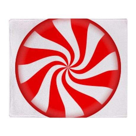 Elegant Peppermint Candy Throw Blanket by Beautifulflowersandthings Peppermint Throw Of Great 46 Ideas Peppermint Throw