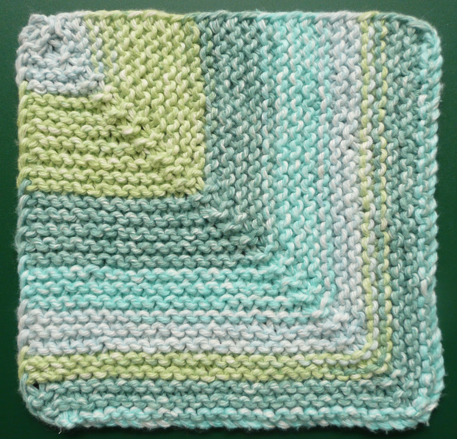 Perfect e Ounce Dishcloth FREE Patterns