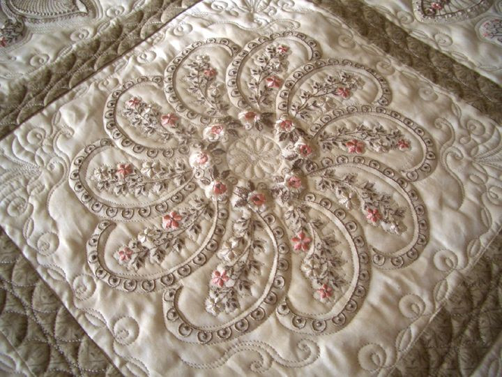 Elegant Piccadilly Paisley Embroidery Quilt Patterns Of Contemporary 50 Pictures Embroidery Quilt Patterns