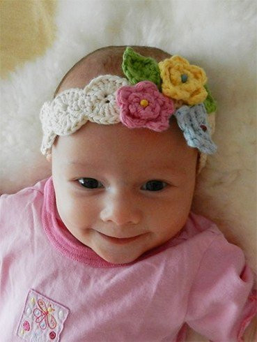 Elegant Picking Up Trendy Headbands for Babies Can Be Fun Crochet Headband for Babies Of Charming 46 Models Crochet Headband for Babies