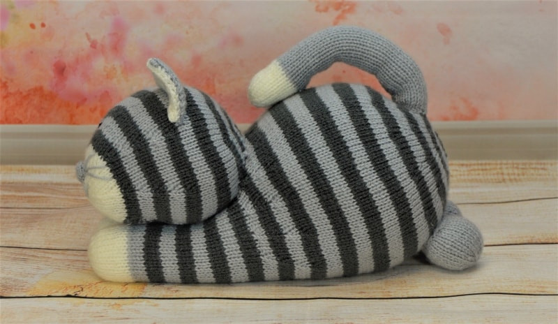 Elegant Playful Cat Knitting by Post Knitted Cat toys Of Fresh 44 Pics Knitted Cat toys