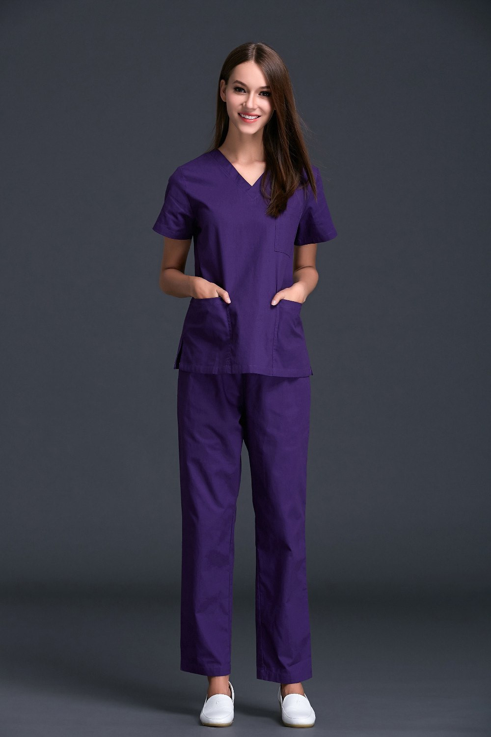 Popular Cotton Scrubs Uniforms Buy Cheap Cotton Scrubs