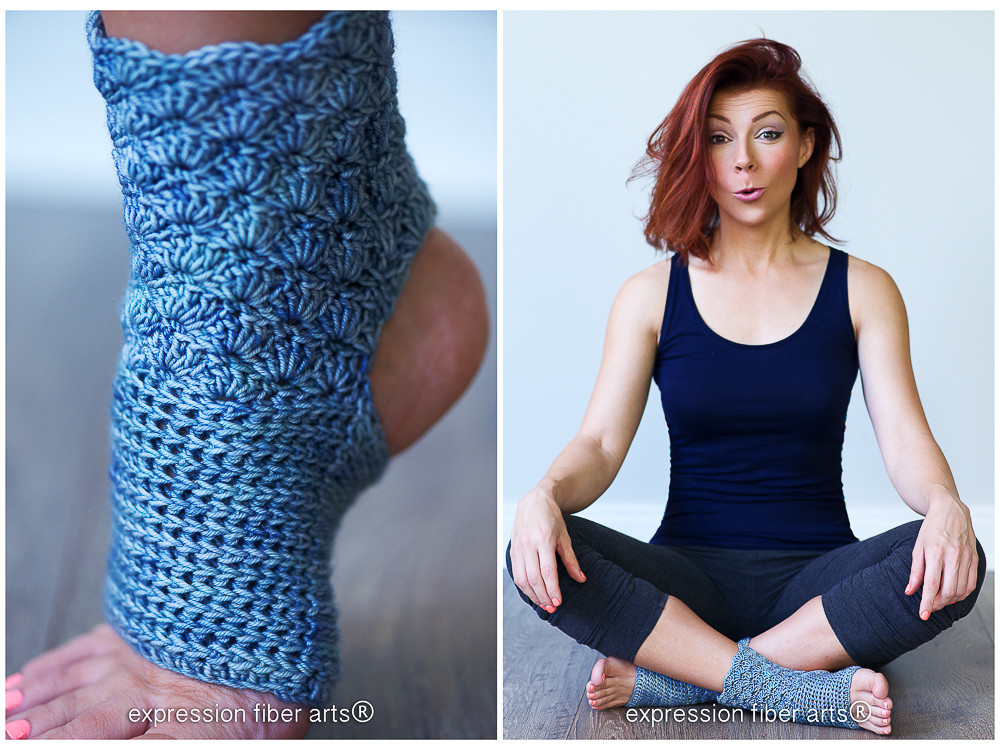 Elegant Prana Crochet Yoga sock Pattern – Expression Fiber Arts Crochet Yoga socks Of Brilliant 48 Pictures Crochet Yoga socks