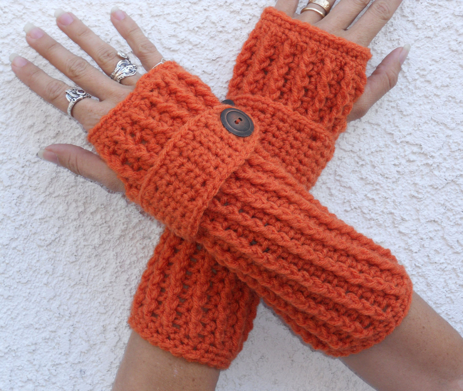Elegant Pumpkin Spice Arm Warmers Texting Gloves Fingerless Gloves Crochet Arm Warmers Of Gorgeous 44 Images Crochet Arm Warmers