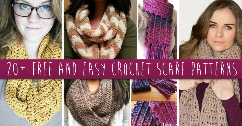 Elegant Quick and Easy Crochet Scarf Pattern Free Quick and Easy Crochet Scarf Patterns Of Wonderful 42 Photos Free Quick and Easy Crochet Scarf Patterns