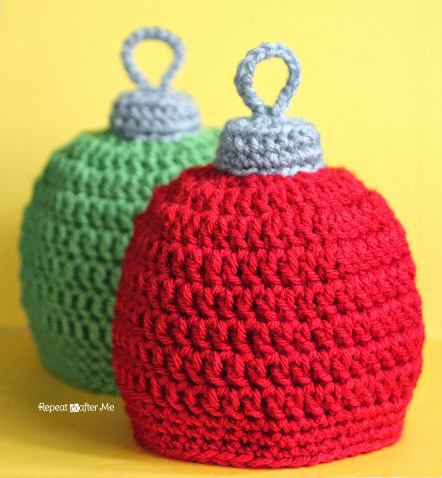 Elegant Repeat Crafter Me Crochet Christmas ornament Hat Pattern Crochet Christmas ornaments Patterns Of Unique 47 Pics Crochet Christmas ornaments Patterns