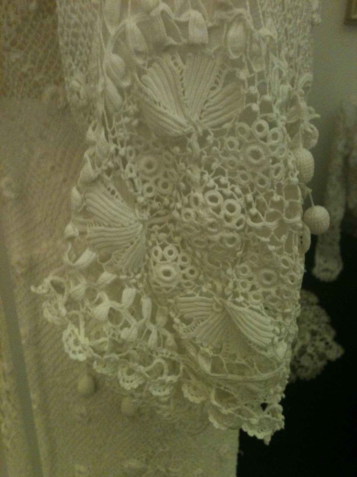 Elegant Rosemary Cathcart Antique Lace and Vintage Fashion the Irish Crochet Lace Of Wonderful 42 Images Irish Crochet Lace