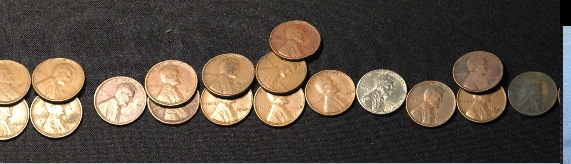 Elegant Selling 67 Rolls Of Unsearched Wheat Cents Coin Wheat Penny Rolls Of Awesome 43 Photos Wheat Penny Rolls