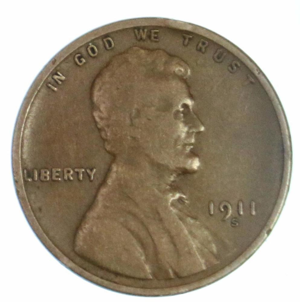 Elegant Semi Key Date 1911 S Lincoln Wheat Cent Early Us Copper Wheat Penny Prices Of Adorable 50 Pics Wheat Penny Prices