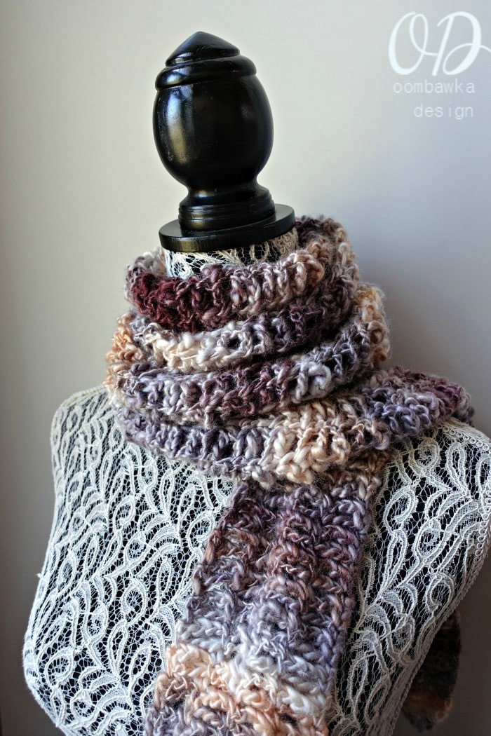 Serendipity Scarf July s Scarf of the Month Club Free