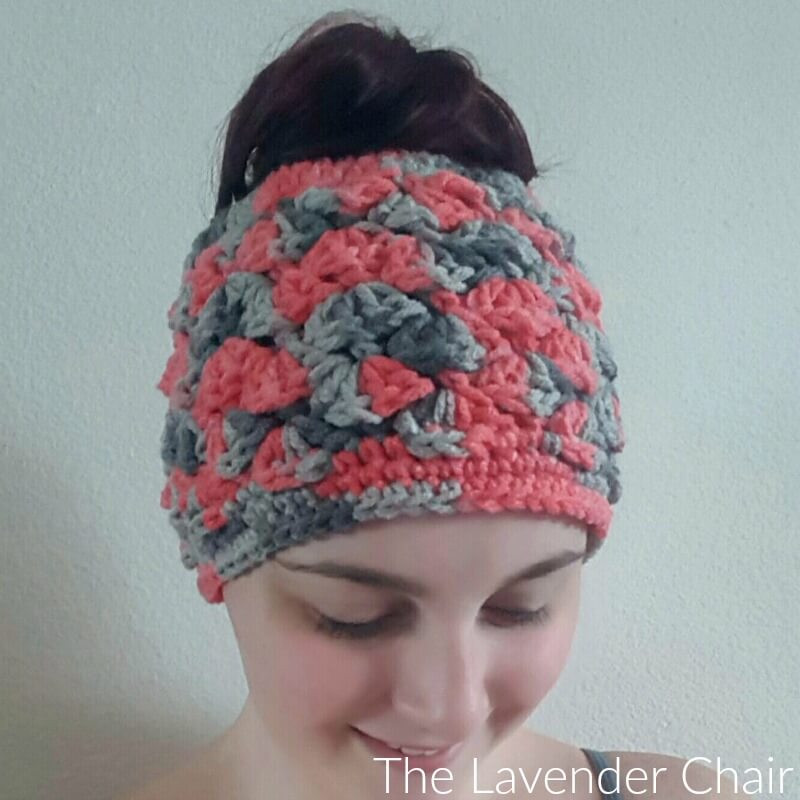 Elegant Shelby S Messy Bun Beanie Crochet Pattern the Lavender Chair Bun Beanie Crochet Pattern Of Charming 42 Pics Bun Beanie Crochet Pattern