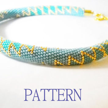 Elegant Shop Bead Crochet Rope Patterns On Wanelo Crochet Beaded Bracelet Pattern Of Brilliant 49 Images Crochet Beaded Bracelet Pattern