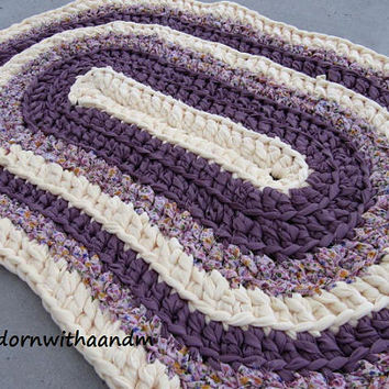 Elegant Shop Crochet Oval Rugs On Wanelo Crochet Bath Rugs Of Contemporary 44 Pictures Crochet Bath Rugs