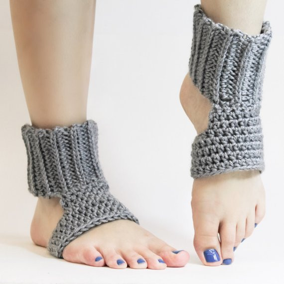 Elegant Simple Crochet Yoga socks Pattern with Instructions In Writing Crochet Yoga socks Of Brilliant 48 Pictures Crochet Yoga socks