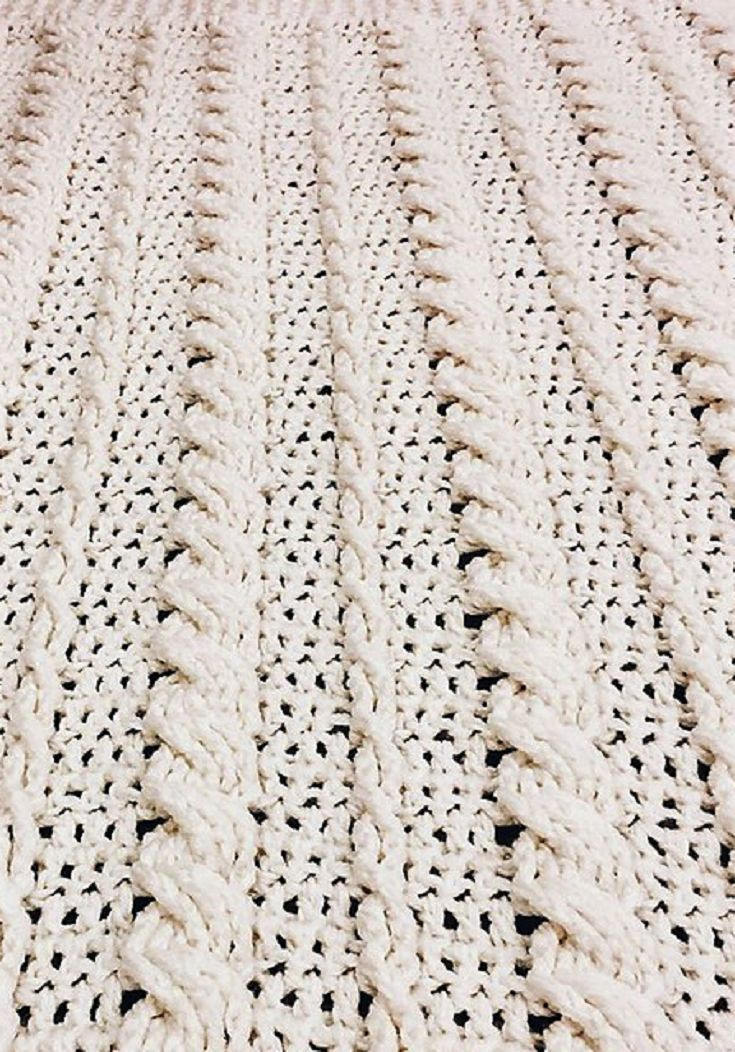 Simplify crocheting with free crochet blanket patterns