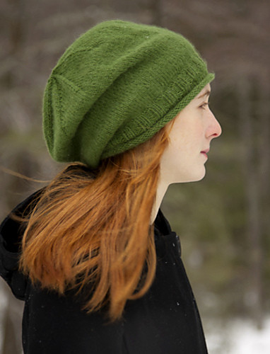 Slouchy Beanie Knitting Patterns