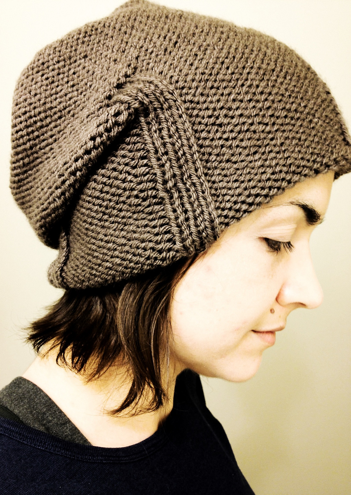 Elegant Slouchy Beanie Knitting Patterns Knit Slouchy Beanie Of Lovely 42 Images Knit Slouchy Beanie